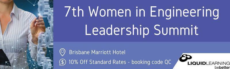 7th Women in Engineering Leadership Summit