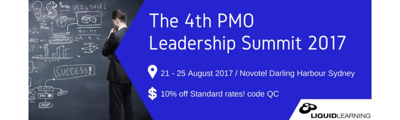 The 4th PMO Leadership Summit 2017