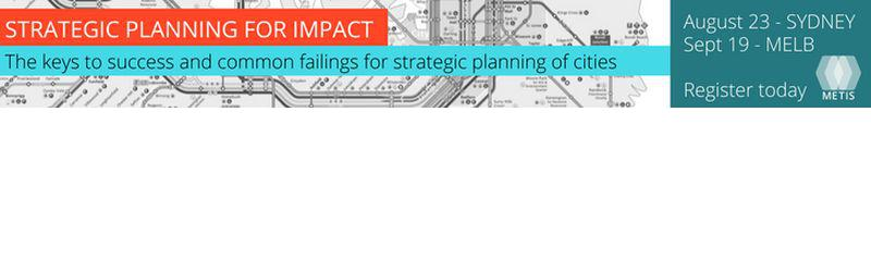 Strategic Planning for Impact