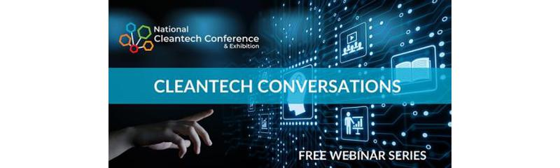 CleanTech Conversations #2; Building back better - what does COVID19 mean for cleantech?