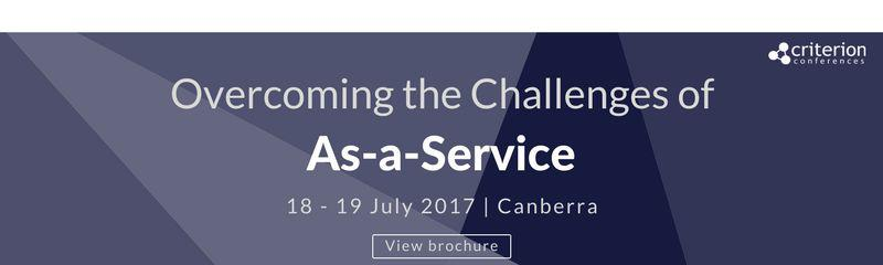 Overcoming the Challenges of As-a-Service Conference