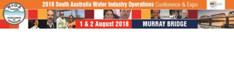 WIOA South Australian Water Industry Operations Conference and Expo