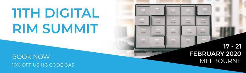 11th Digital RIM Summit