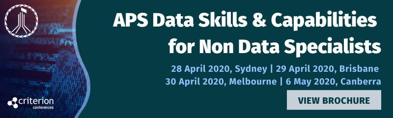 APS Data Skills & Capabilities for Non Data Specialists