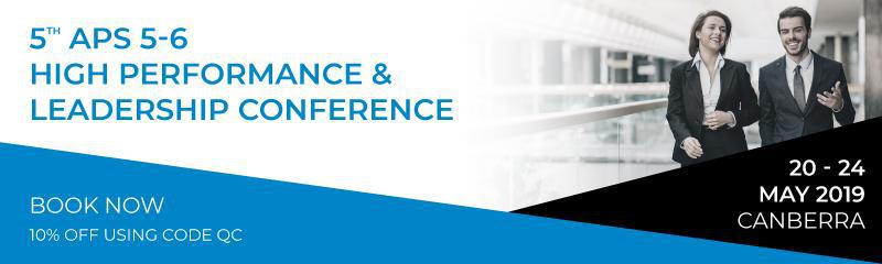 5th APS 5-6 High Performance & Leadership Conference
